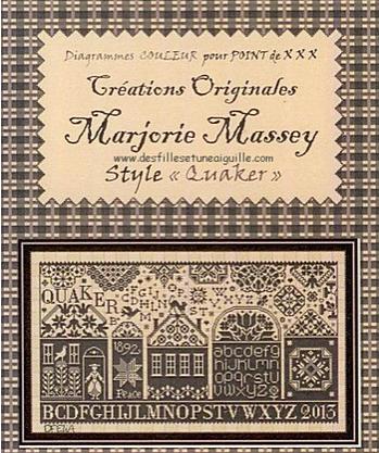 Quaker Street ~ M. Massey