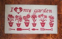 I Love My Garden ~ Rovaris