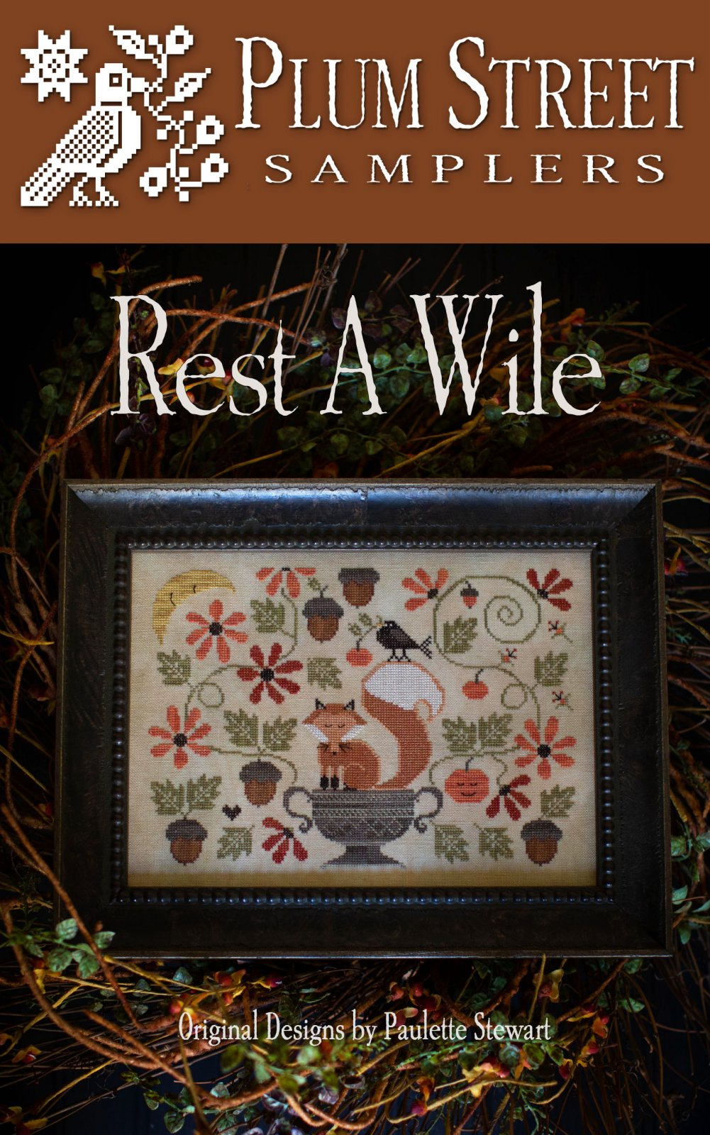 Rest A Wile ~ Plum Street Samplers
