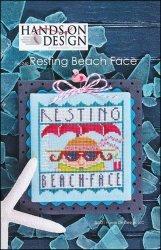 Resting Beach Face ~ HOD