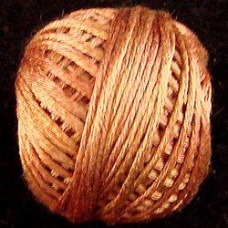 Valdani Silk Floss ~ Washed Cinnamon S506