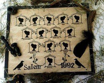 Salem ~ Rovaris