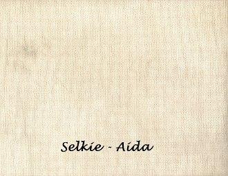 18 ct Selkie Aida ~ UTS