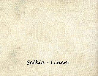 36 ct Selkie Linen ~ UTS