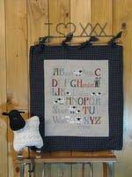ABC of Sheep ~ Thistles