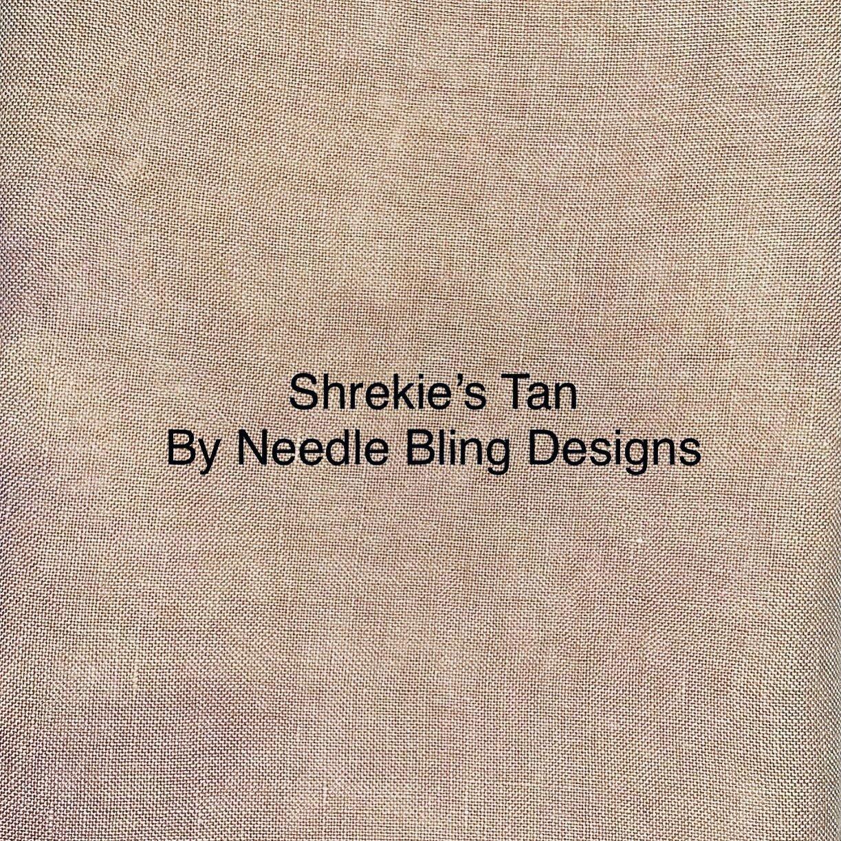 14 ct Shrekie's Tan Aida