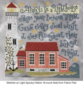 Always be a Lighthouse ~ Silver Creek
