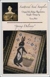 Spring Delivery ~ Scattered Seed Samplers