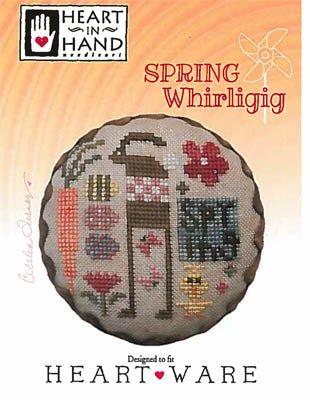 Spring Whirligig ~ HIH