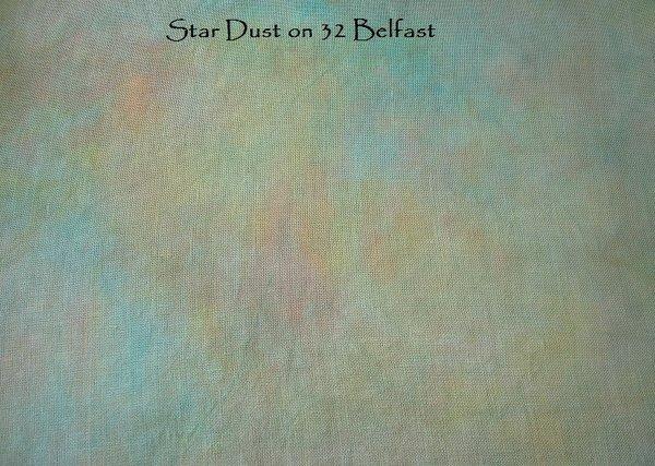 16 ct Star Dust Aida