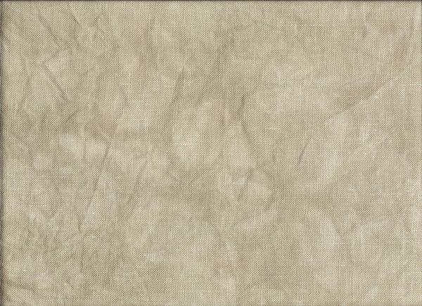36 ct Toasted Almond Edinburgh Linen ~ HDS