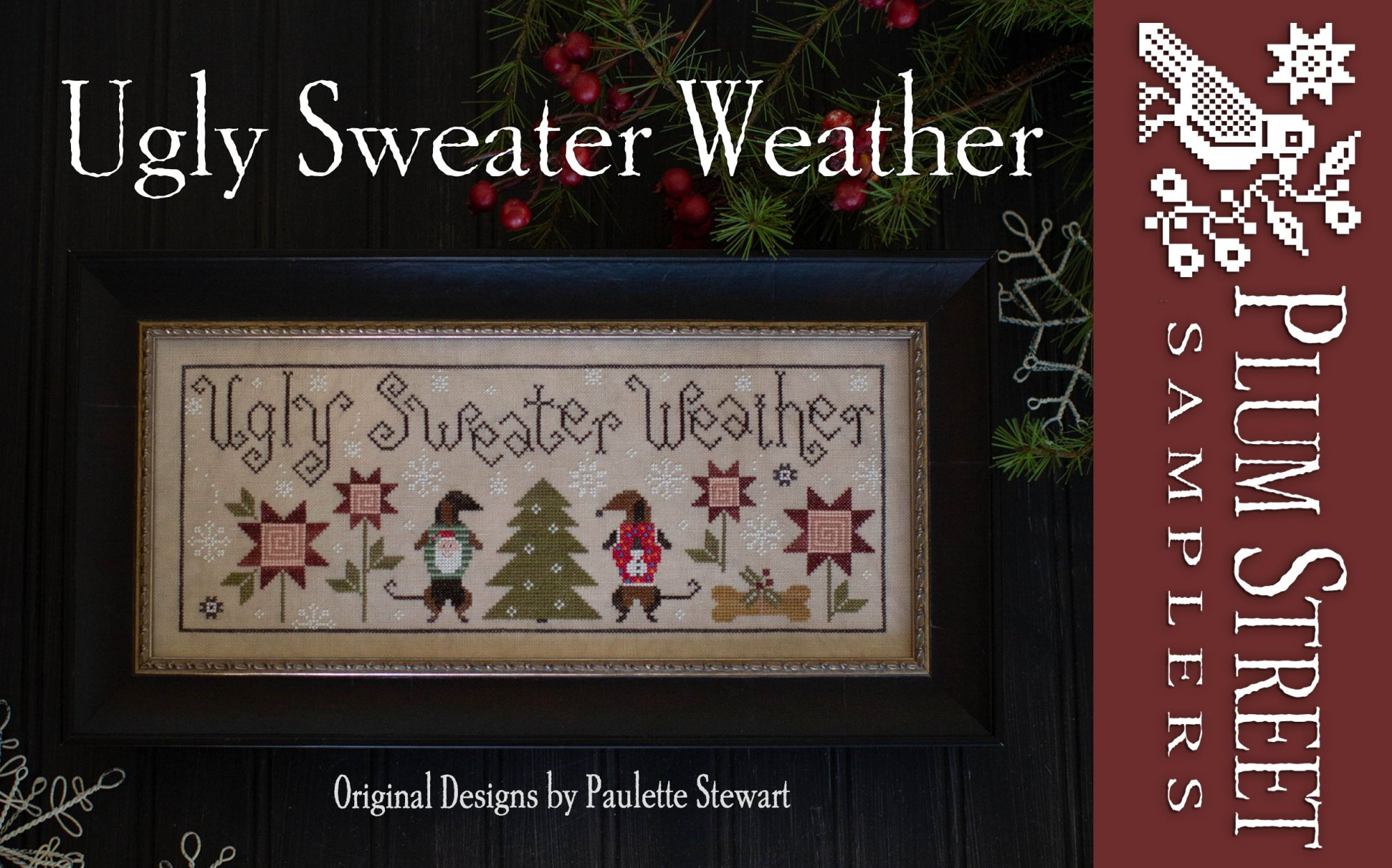 Ugly Sweater Weather ~ Plum Street Samplers