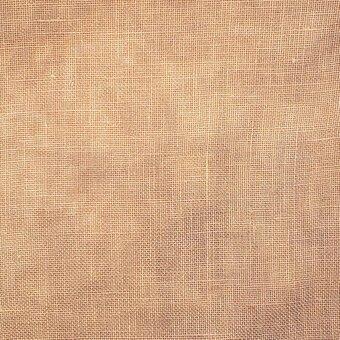 46 ct Vintage Pearled Barley Newcastle Linen