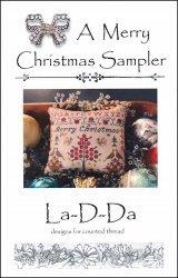Merry Christmas Sampler ~ La D Da