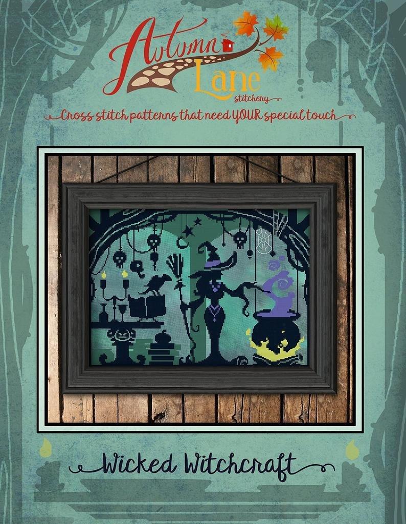 Wicked Witchcraft ~ Autumn Lane
