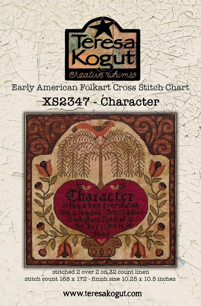 Character ~ Teresa Kogut