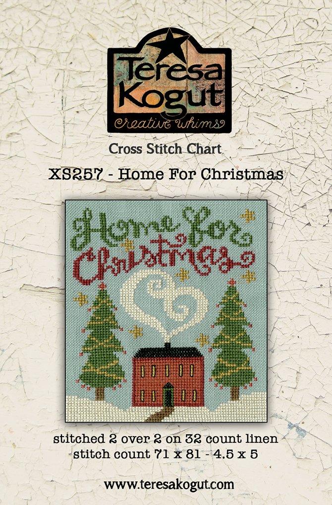Home for Christmas ~ Teresa Kogut