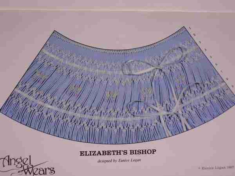 Angel Wears Elizabeth's Bishop