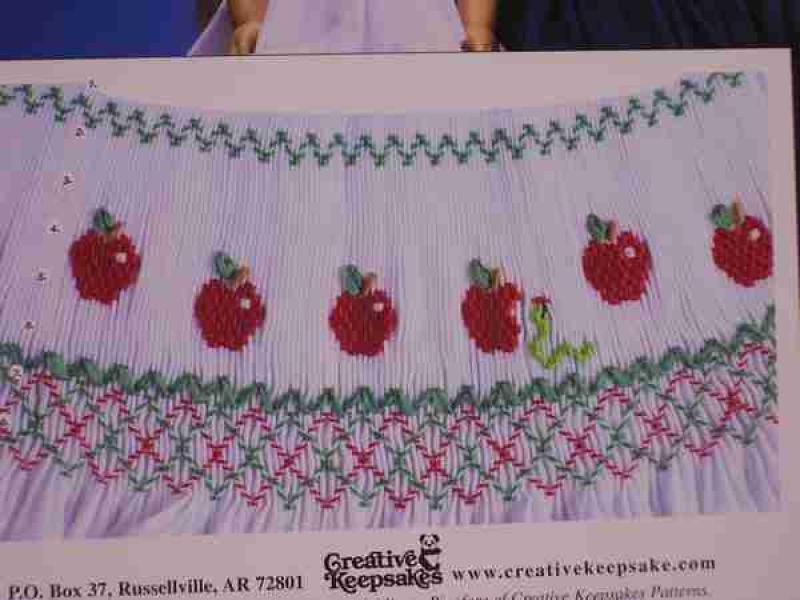 Creative Keepsakes Anna Claire's Apples