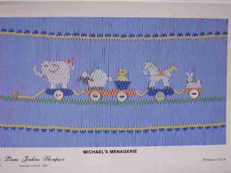 LJT Michael's Menagerie