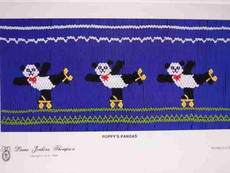 LJT Poppy's Pandas