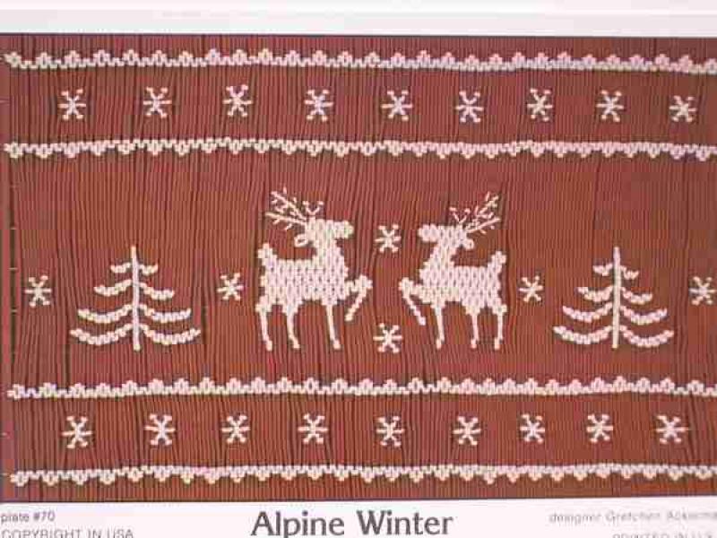 Mollie Jane Taylor-Alpine Winter