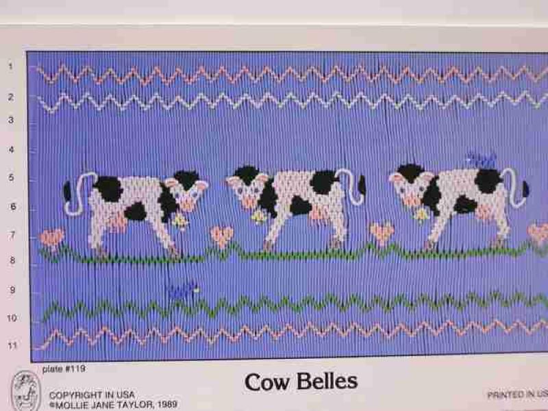 Mollie Jane Taylor-Cow Belles