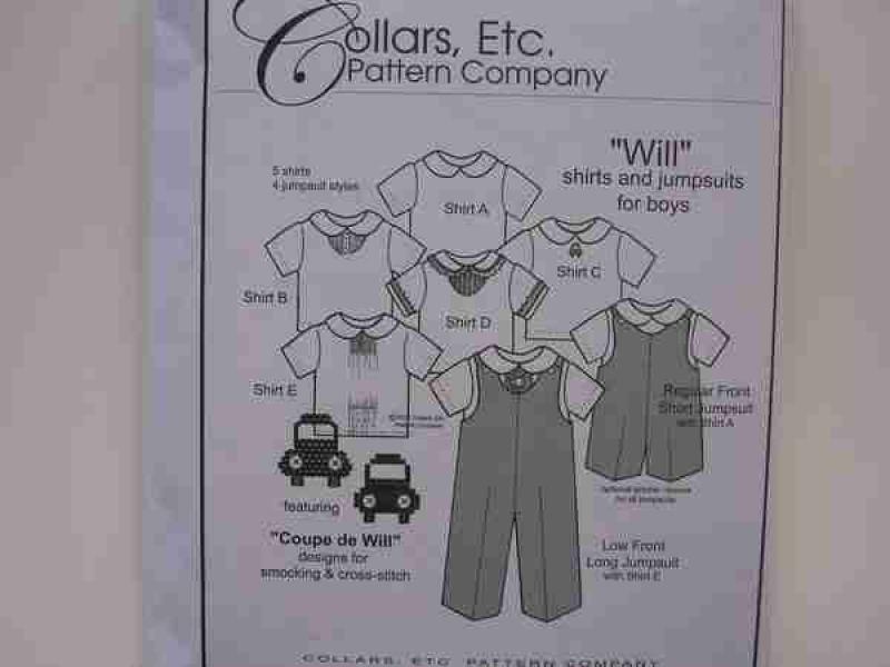 Collars Etc.  Will