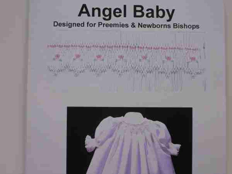 Crosseyed Cricket Angel Baby