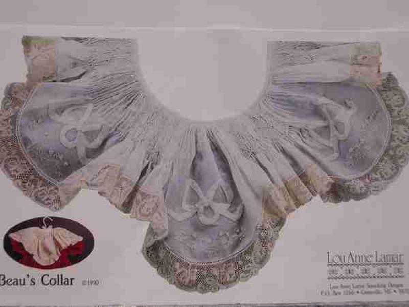 Lou Anne Lamar Beau's Collar