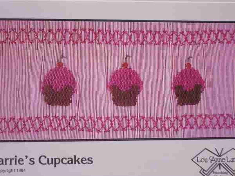 Lou Anne Lamar Carrie's Cupcakes