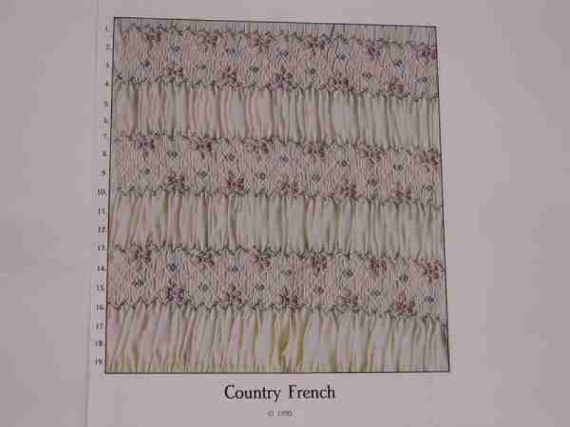 Lou Anne Lamar Country French