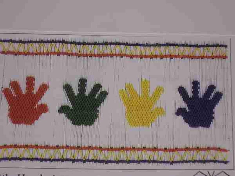 Lou Anne Lamar Little Handprints