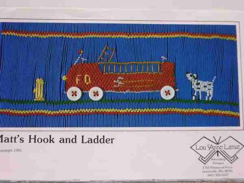 Lou Anne Lamar Matts Hook and Ladder