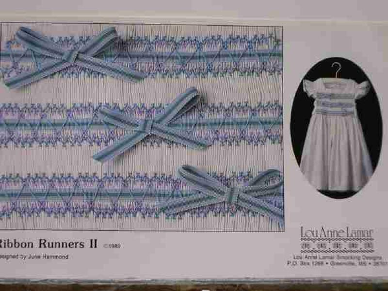 Lou Anne Lamar Ribbon Runners ll