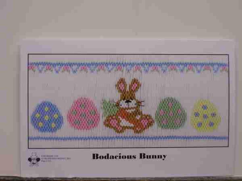 Crosseyed Cricket Bodacious Bunny