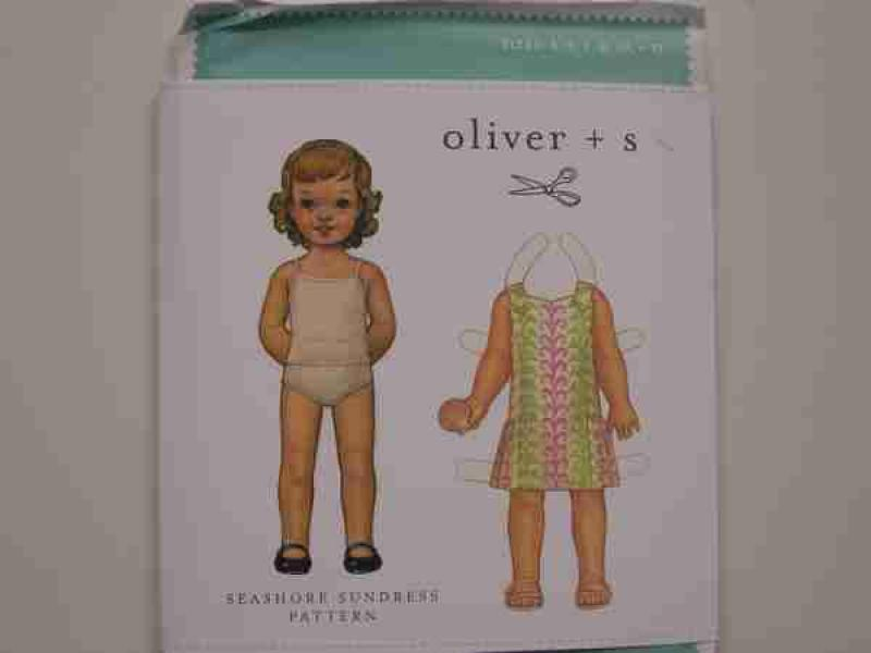 Oliver + S  - Seashore Sundress