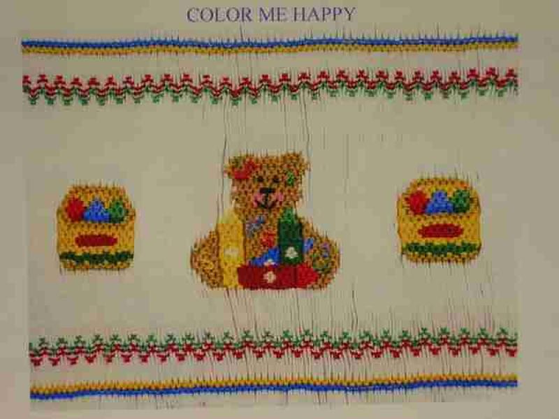Junebug Designs - COLOR ME HAPPY