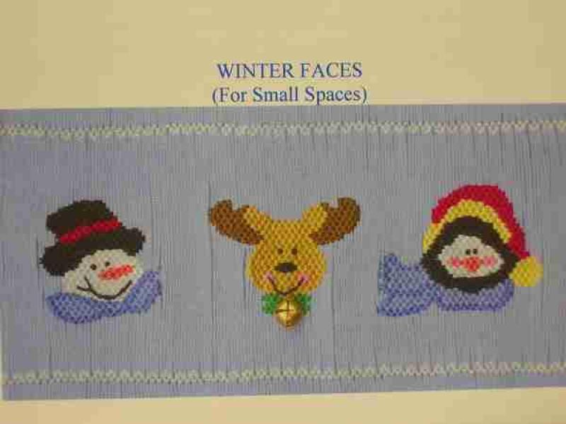 Junebug Designs - WINTER FACES