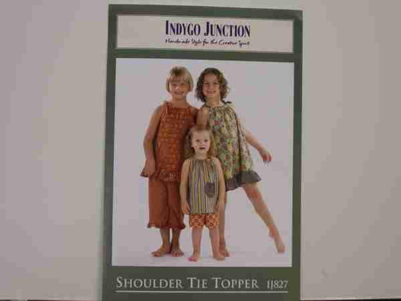 Indygo Junction - Shoulder Tie Topper