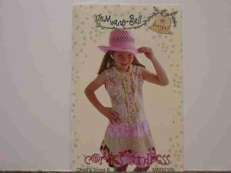 Maw-Bell - Cordies sundress size 6 - 8
