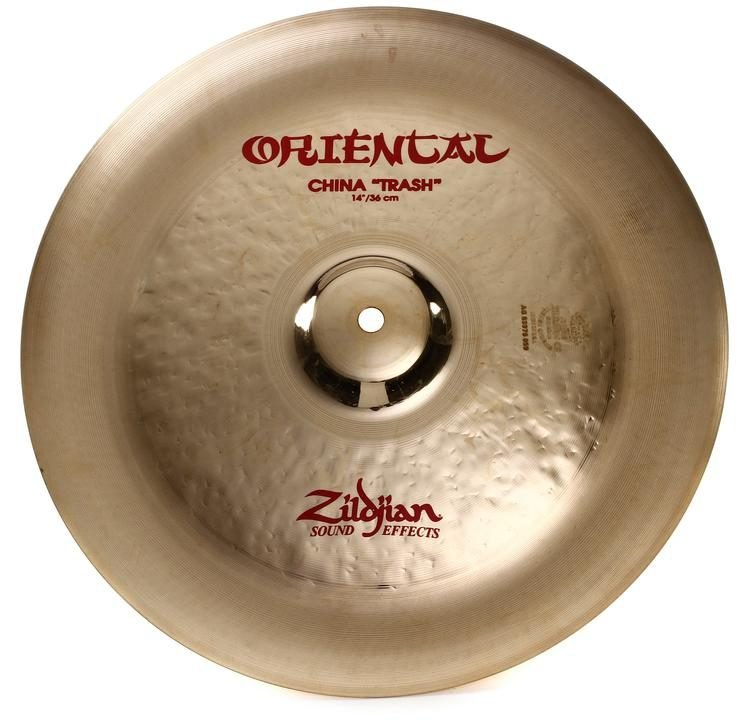 ZILDJIAN CHINA TRASH 14