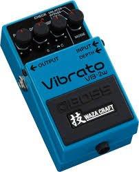 BOSS VB-2w Vibrato Waza Craft