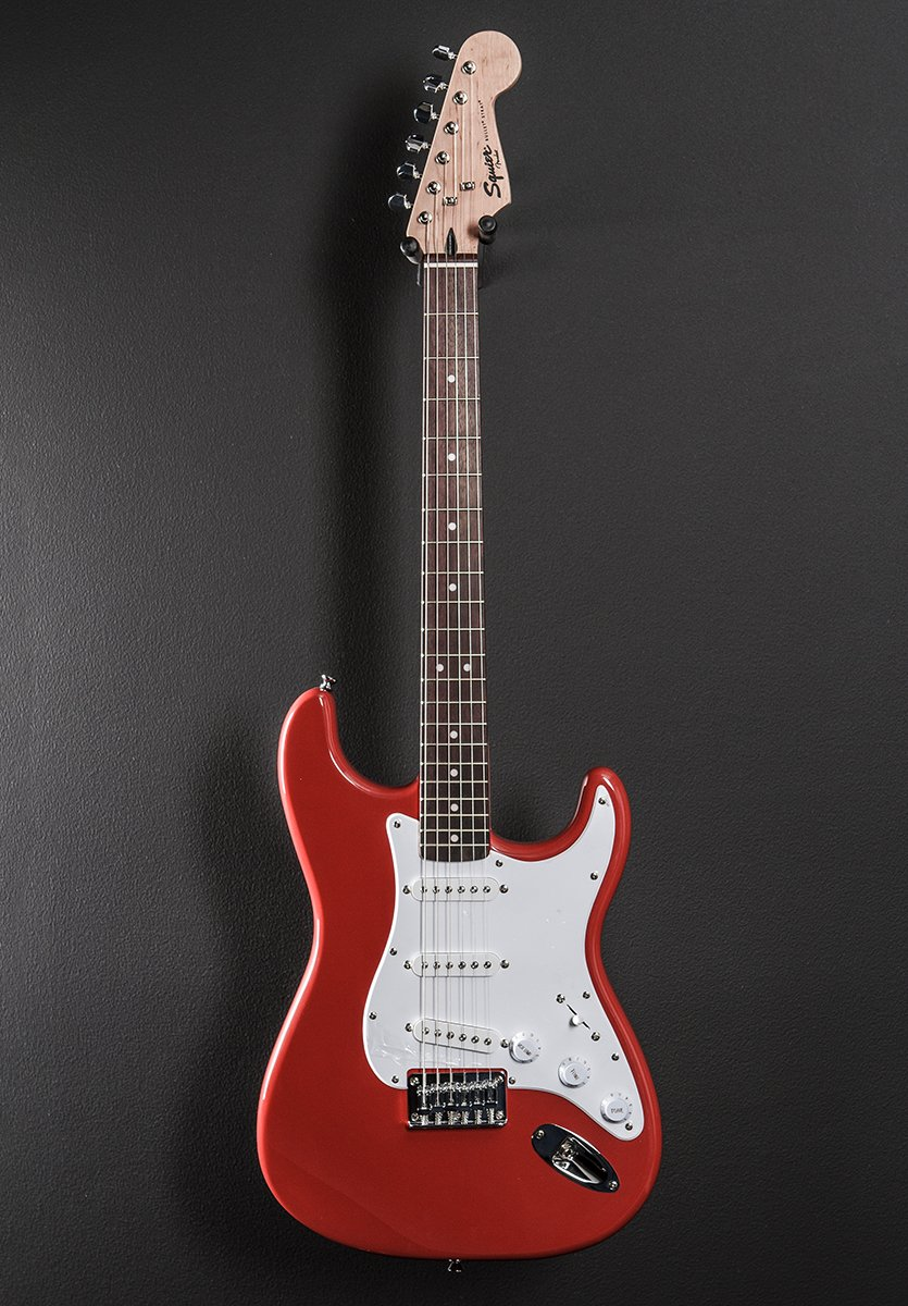 Squier Bullet HT  Stratocaster - Fiesta Red