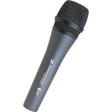 SENNHEISER E835 DYNAMIC VOCAL MIC