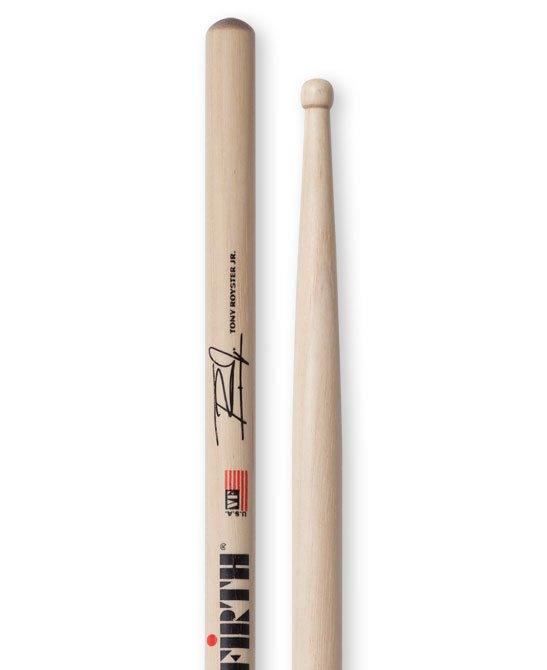 VIC FIRTH TONY ROYSTER SIG