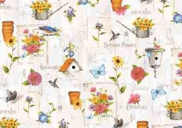Adalee's Garden by Red Rooster Fabrics (25898-MUL1)