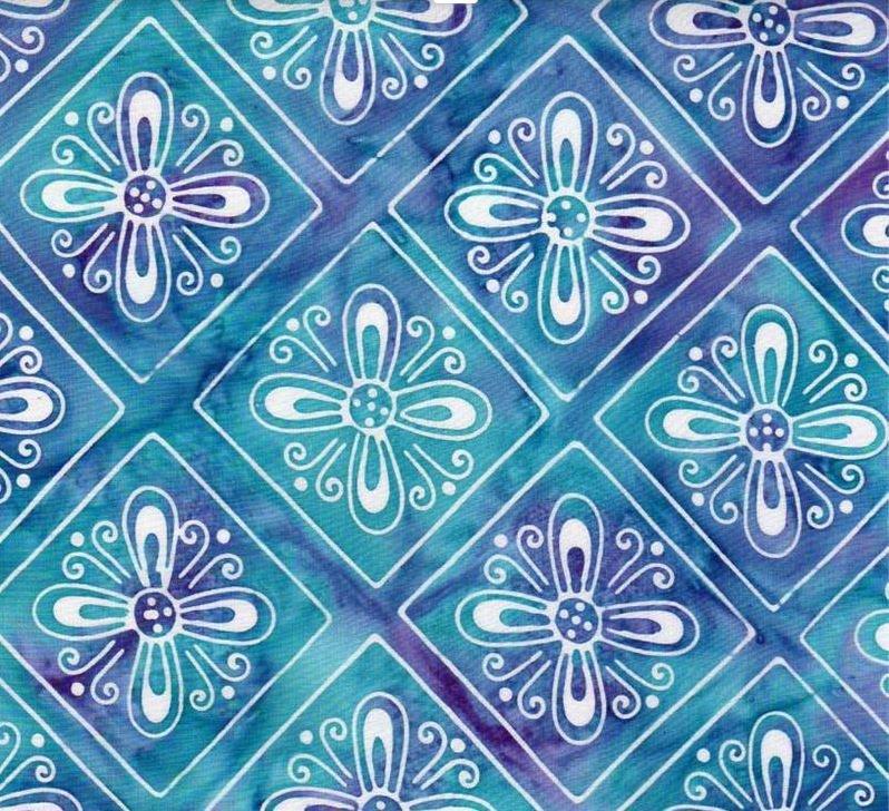 Tropical Sorbet by Batik Textiles (3611)