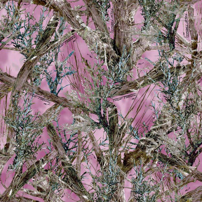 Pink True Timber Camouflage MC2 Fleece
