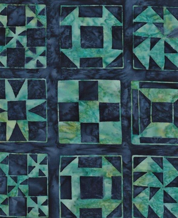 American Quilt by Batik Textiles (4908)